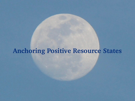 ANCHORING POSITIVE RESOURCE STATES