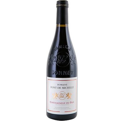 DOMAINE FONT DE MICHELLE CHÂTEAUNEUF DU PAPE 2014 (6 bottles)