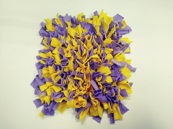 Mała mata węchowa fiolet żółty