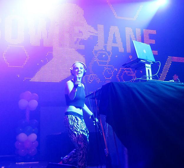 Billboard Charting Female DJ Bowie Jane Yost Theater