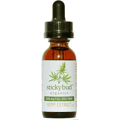 Sticky Bud Organics 1500mg