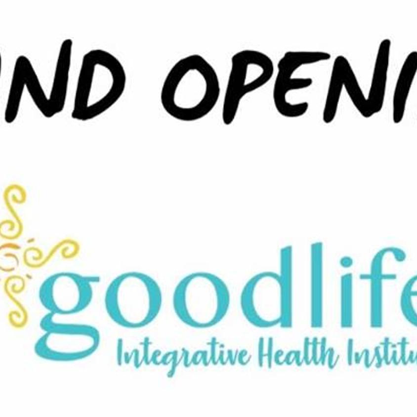 Good Life Organics Grand Opening