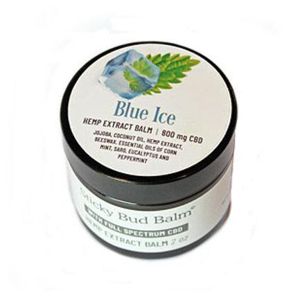 Blue Ice – Sticky Bud Balm – 800mg 2oz Jar