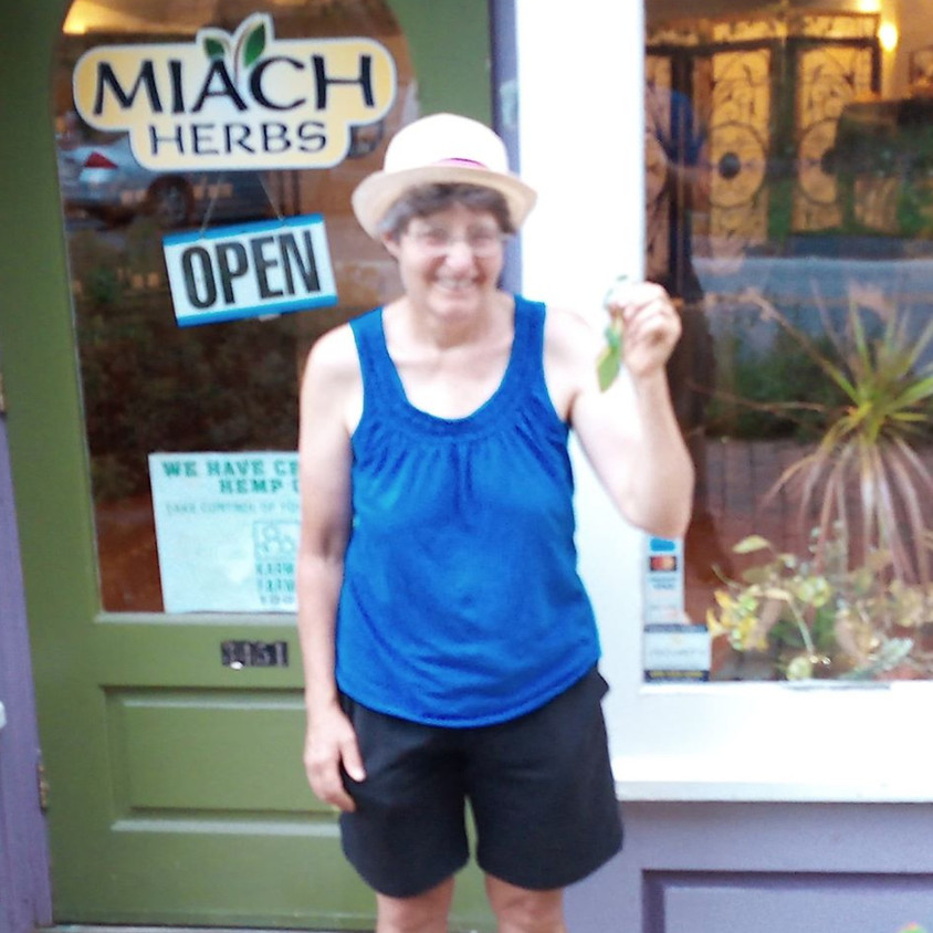 Medicinal Herb Walk with Martha