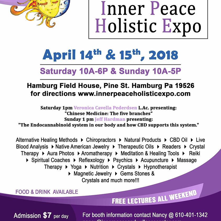 Inner Peace Holistic Expo in Hamburg