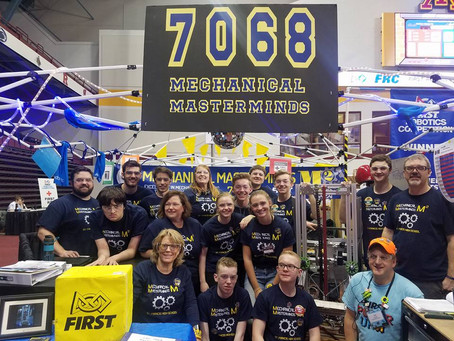 Mechanical Masterminds seek sponsors after celebrating success their first year.