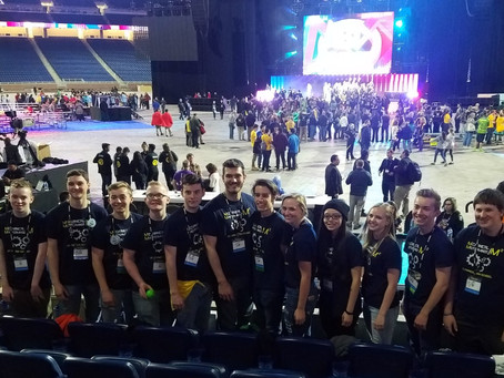 Mechanical Masterminds Compete at the Worlds Championship in Detroit