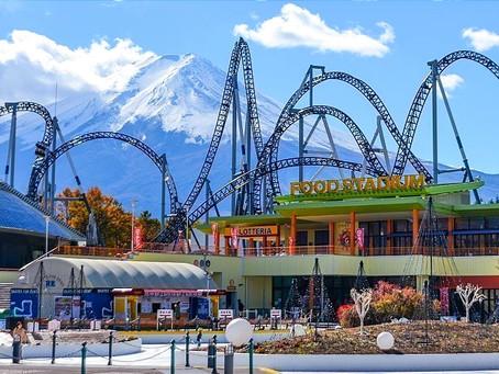 i 5 parchi divertimento più belli in Giappone