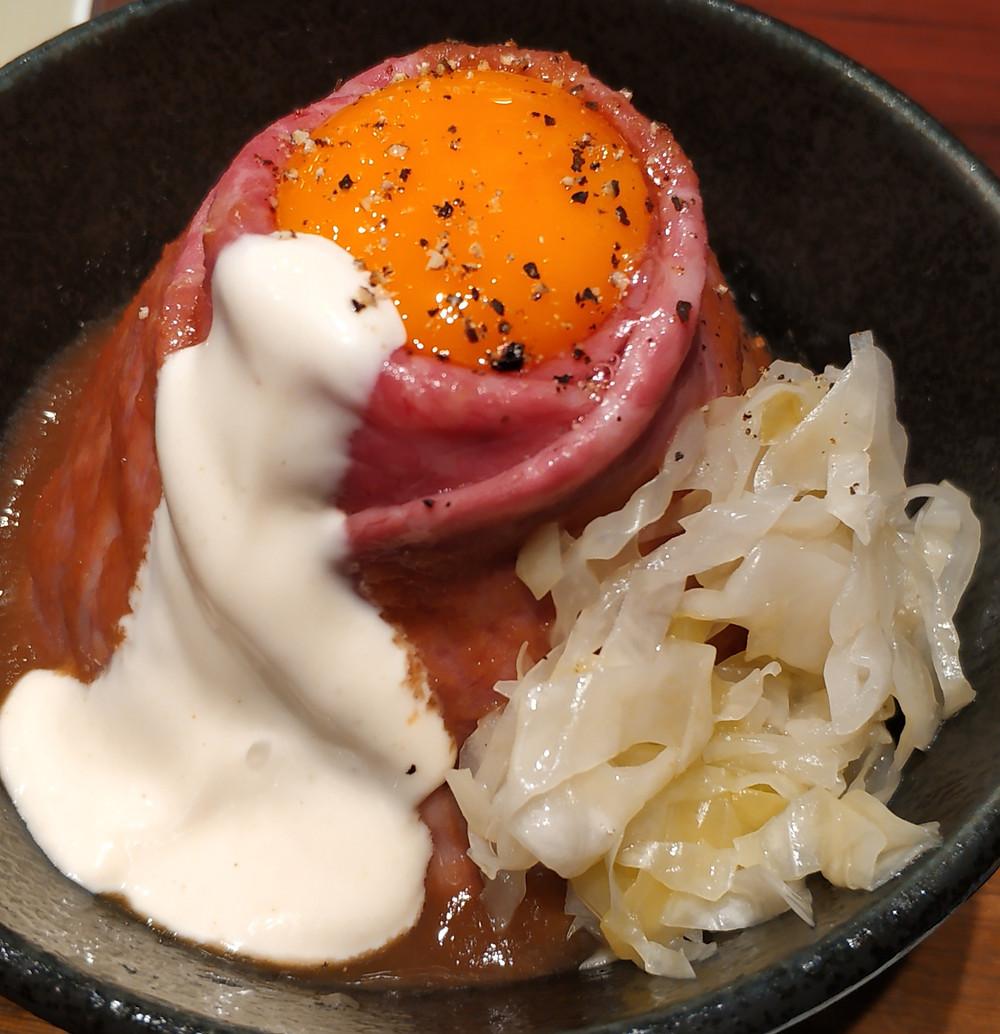 Roast beef di carne Wagyu
