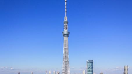 Guida alla Sky Tree, la regina di Tokyo.