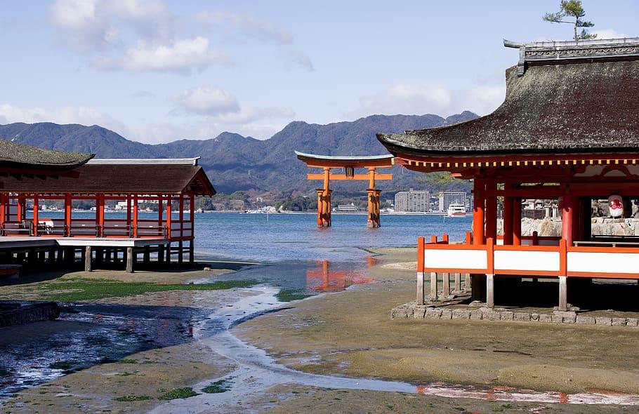 Tempio di Itsukushima