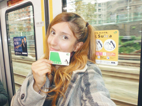 Muoversi con i mezzi pubblici in Giappone