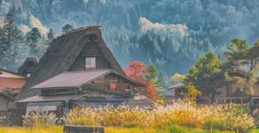 Shirakawa Go, il villaggio con i tetti di paglia
