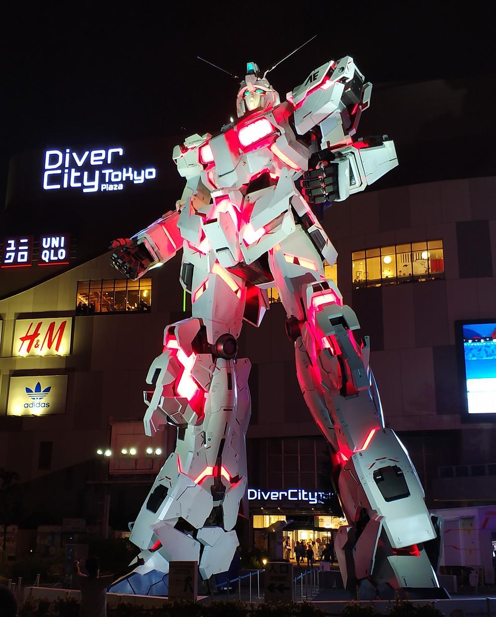 Gundam illuminato