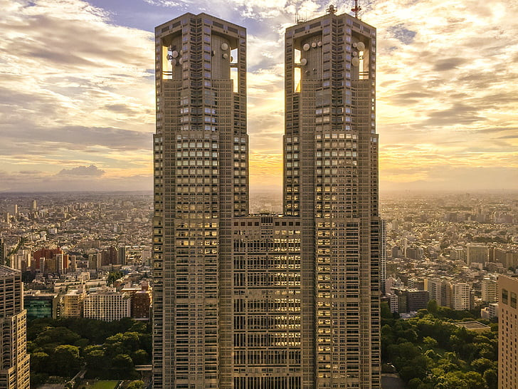 Tokyo Government Building