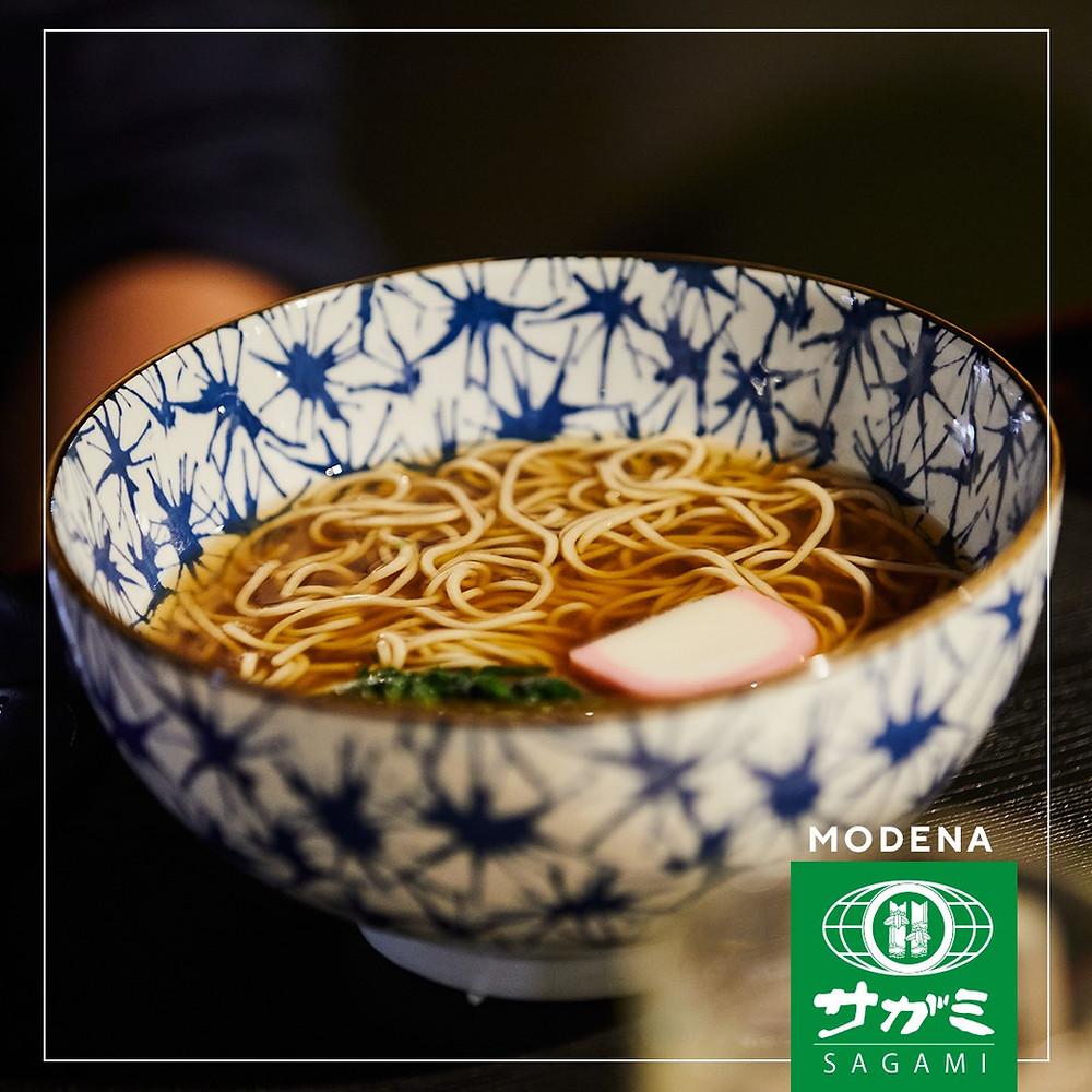 piatto di soba di Sagami