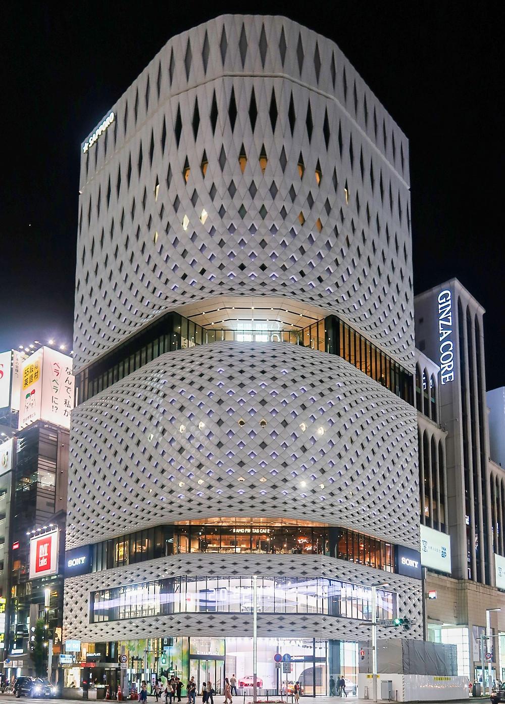 Grattacielo lussuoso