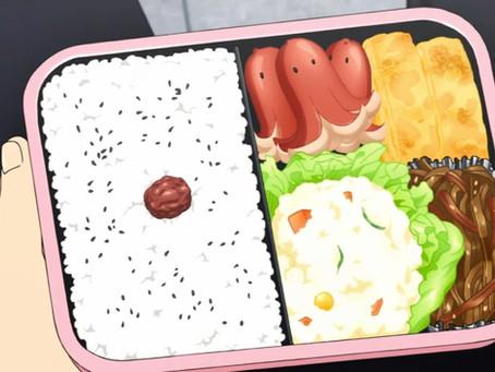 Scopriamo i pasti del giorno per un giapponese