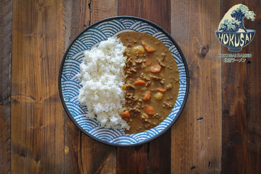 curry giapponese di Hokusai