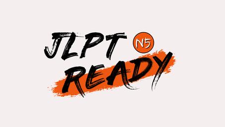 Il JLPT READY