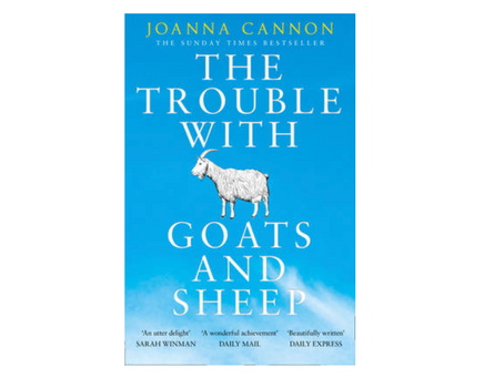 "1st Feb 2021 7.30pm - ""The Trouble with Goats and Sheep"" with Joanna Cannon"