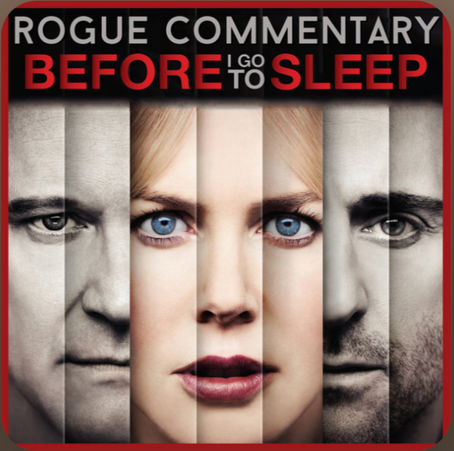 S J Watson - Rogue Commentary podcast