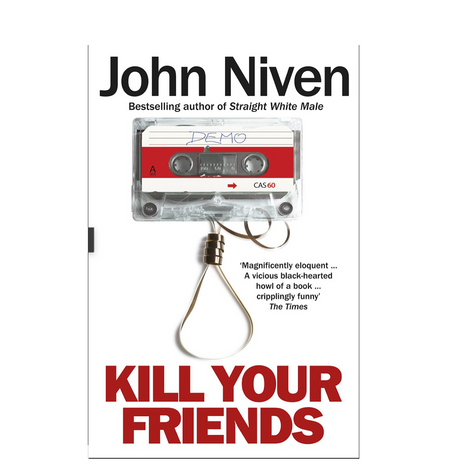 """11th February 2021 7.30pm - """"Kill Your Friends"""" with John Niven"""