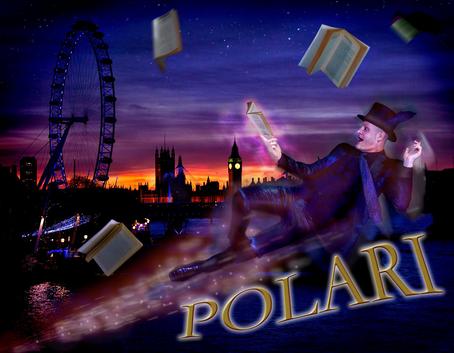 S J Watson at Polari Salon
