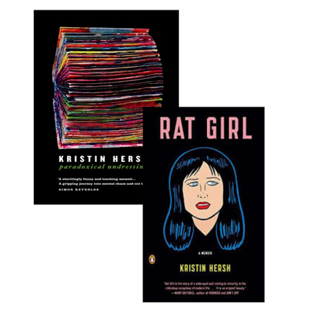 """19th Feb 2021 8.00pm - """"Paradoxical Undressing/Rat Girl"""" with Kristin Hersh"""