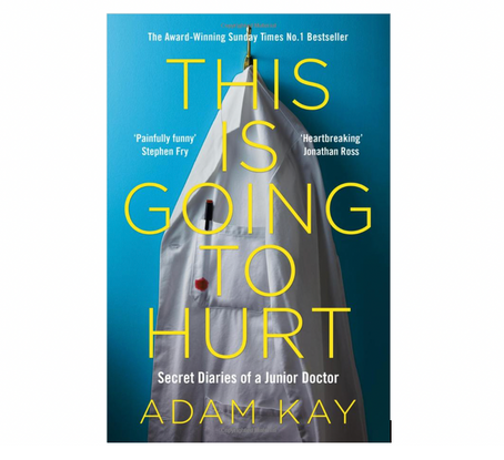 "25th Jan 2021 7.00pm - ""This Is Going to Hurt"" with Adam Kay"