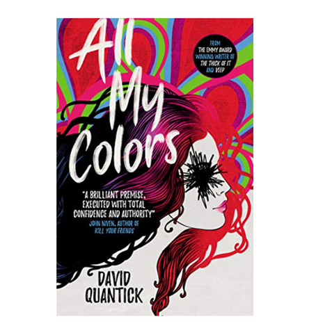 """20th May 2021 7.30pm - """"All My Colors"""" with David Quantick"""