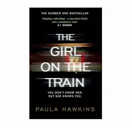 "6th Dec 7pm - ""The Girl on the Train"" with Paula Hawkins"