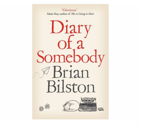 "4th Jan 2021 7.30pm - ""Diary of a Somebody"" with Brian Bilston"