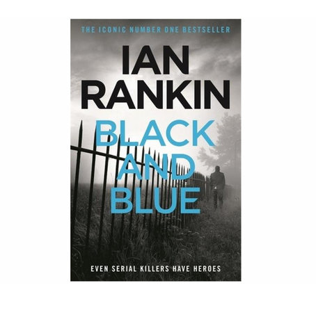"21st Jan 2021 7.00pm - ""Black and Blue"" with Ian Rankin"