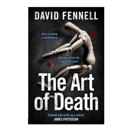 """11th March 2021 7.30pm - """"The Art of Death"""" with David Fennell"""