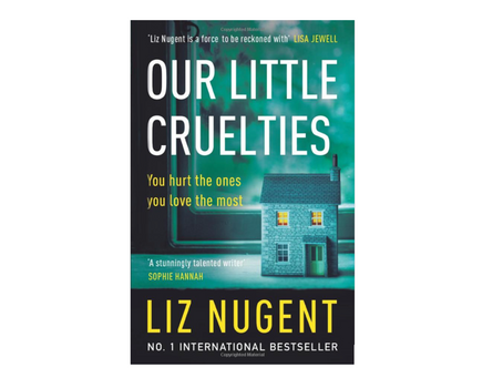"28th Jan 2021 7.30pm - ""Our Little Cruelties"" with Liz Nugent"