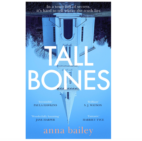 """8th April 2021 7.30pm - """"Tall Bones"""" with Anna Bailey"""