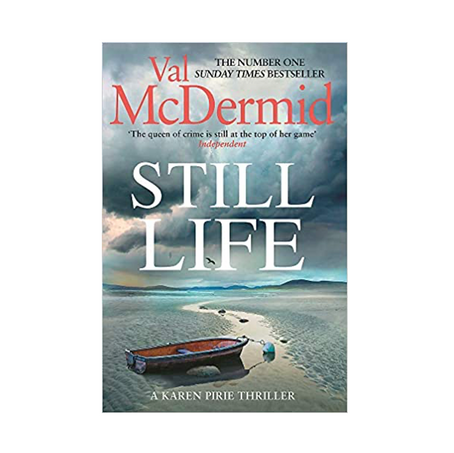 """16th Feb 2021 7.30pm - """"Still Life"""" with Val McDermid"""