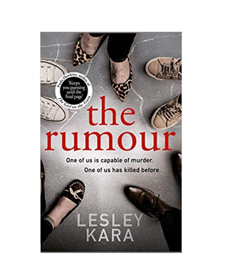 """18th March 2021 7.30pm - """"The Rumour"""" with Lesley Kara"""
