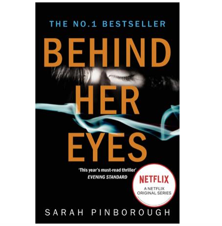 "17th June 2021 7.30pm - ""Behind Her Eyes"" with Sarah Pinborough"