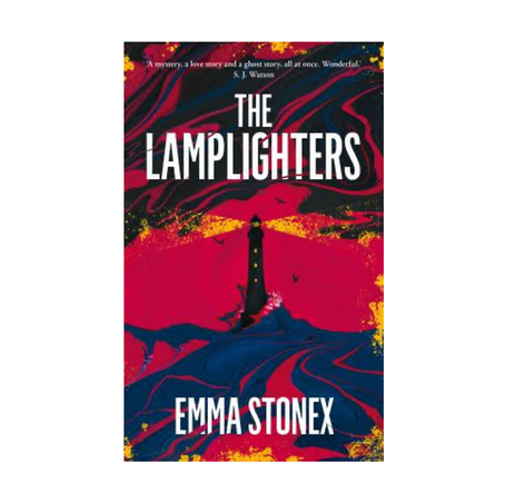 """9th March 2021 7.00pm - """"The Lamplighters"""" with Emma Stonex"""