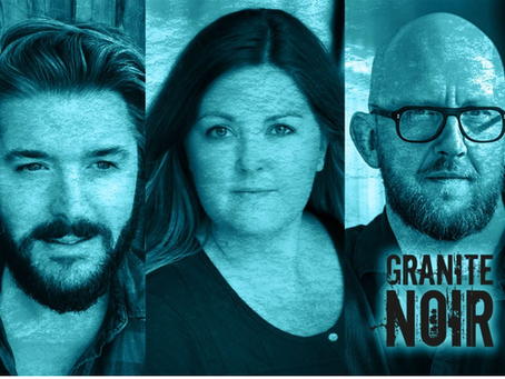 GRANITE NOIR: Paying it Forward, with S J Watson, Will Dean and Catherine Ryan Howard