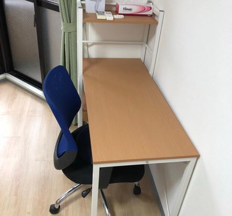 書桌&書桌椅&吹風機