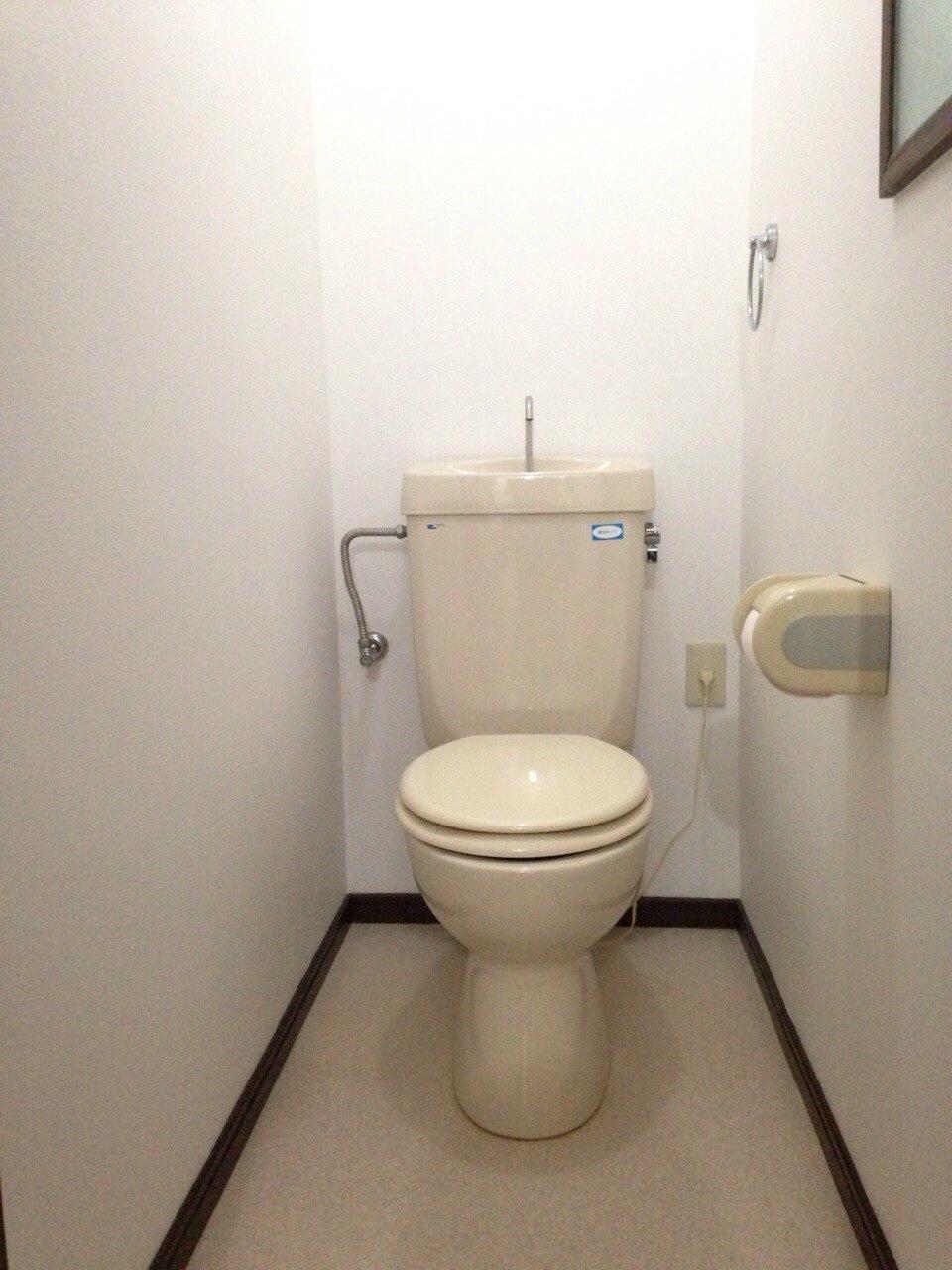 廁所*限1樓住戶使用(1F)