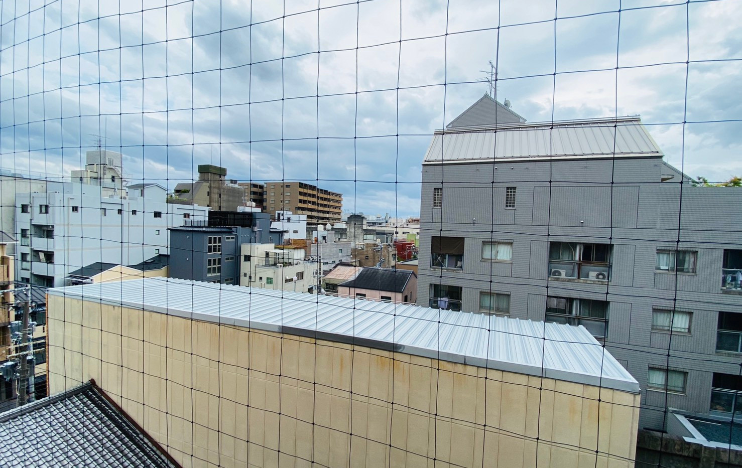 陽台外風景