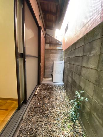 1F室外庭院