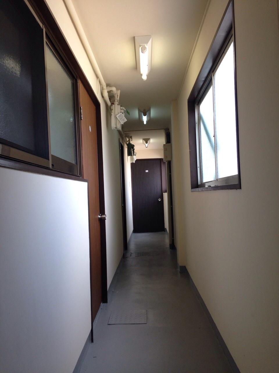 走廊(2F&3F)