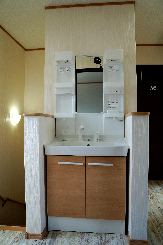 洗臉台, Wash stand