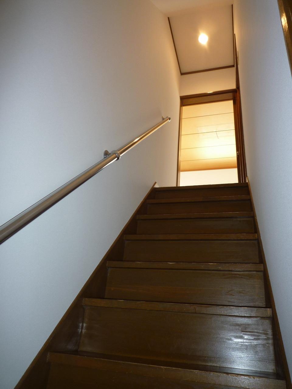 2樓到3樓的樓梯間