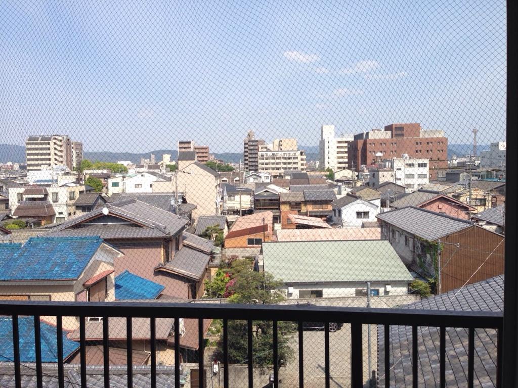 從陽台看到的景色